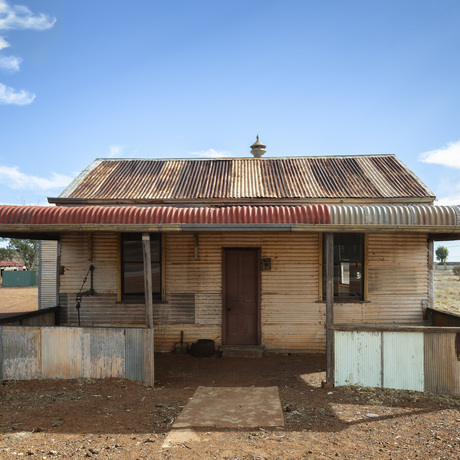 This  photograph is  part  of  an essay  I am  compiling  documenting  rural  decline