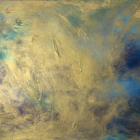 (CreativeWork) SAMBA 2  by Kat Las. Acrylic. Shop online at Bluethumb.