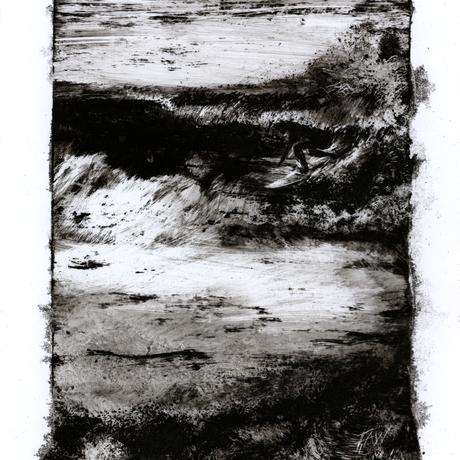 (CreativeWork) Sharpes at dawn by Fredrick Wales. Acrylic. Shop online at Bluethumb.