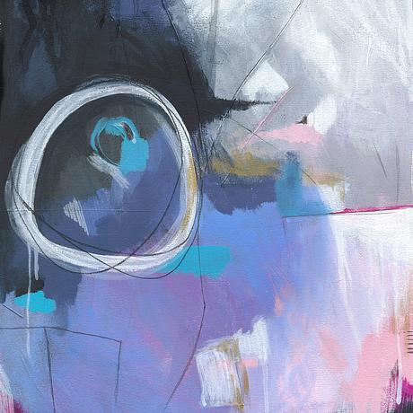 (CreativeWork) Colour and Chaos by Mardi Cavana. Acrylic. Shop online at Bluethumb.