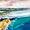 (CreativeWork) Beach Lover by Katie Wyatt. Oil. Shop online at Bluethumb.
