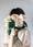 (CreativeWork) English Rose (framed) by Holly Harper. Oil. Shop online at Bluethumb.