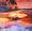 (CreativeWork) Salt Lake Sunset by Carmen McFaull. Oil. Shop online at Bluethumb.