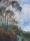 (CreativeWork) Dreaming Landscape by Jodi Stewart. Oil. Shop online at Bluethumb.