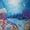 (CreativeWork) Kingdom Of Neptune. Underwater Paradise by Irina Redine. Oil. Shop online at Bluethumb.