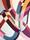 (CreativeWork) LUMINOUS - Jazz VIII - Jazz Lines Series by Melinda Katotriatis. Acrylic. Shop online at Bluethumb.