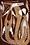 (CreativeWork) Kulabbarl (Billabong) with Kinga and Yawkyawk 5336-17 by Roland Burrunali. Acrylic. Shop online at Bluethumb.