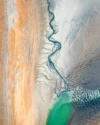 (CreativeWork) Portrait of Tide #7 - 40 x 32 inches Ed. 2 of 20 by Ty Stedman. Photograph. Shop online at Bluethumb.