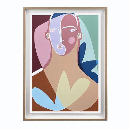 (CreativeWork) 'Metanoia' by Angus Martin. Acrylic. Shop online at Bluethumb.