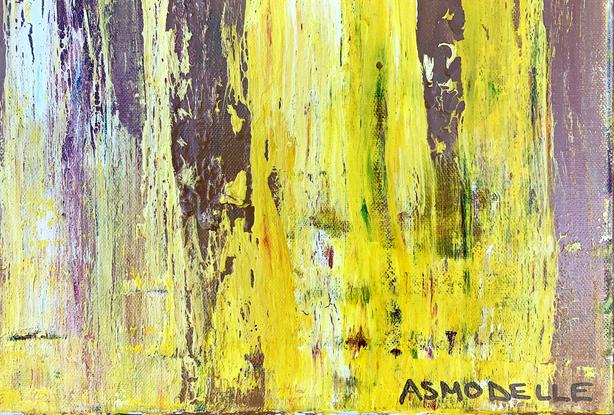 (CreativeWork) Interleaving Forest Sunlight by Estelle Asmodelle. Oil. Shop online at Bluethumb.
