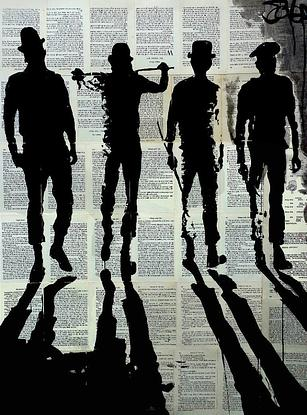 (CreativeWork) PULP by loui jover. Drawing. Shop online at Bluethumb.