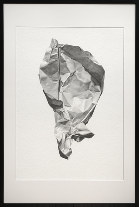 (CreativeWork) Paper on Paper #3 by Daevid Anderson. Drawing. Shop online at Bluethumb.